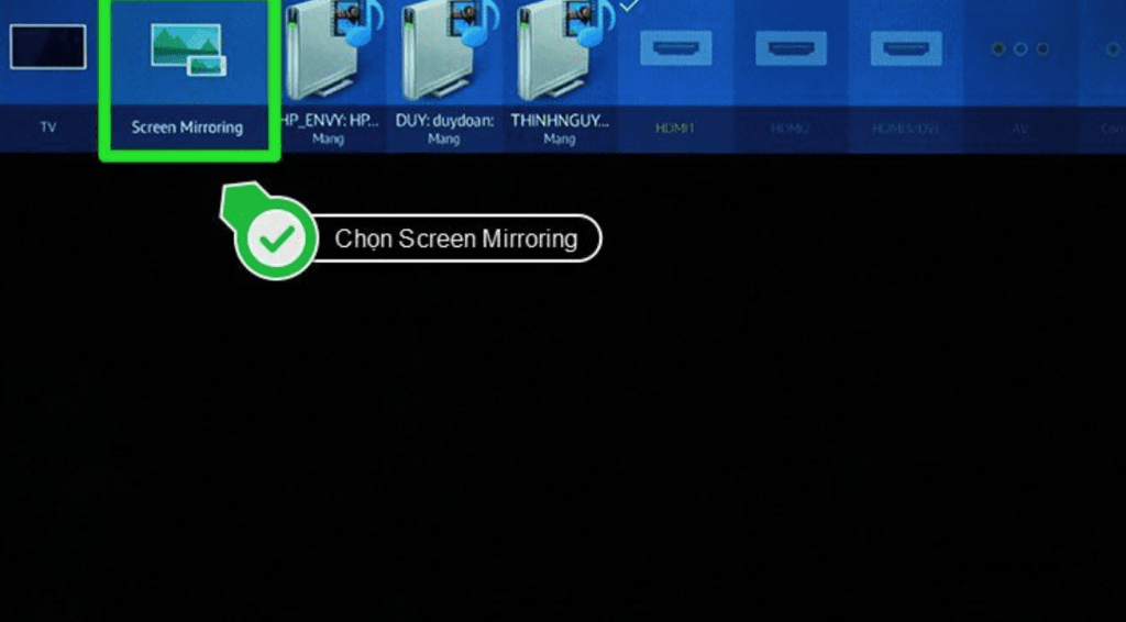 chon Screen Mirroring