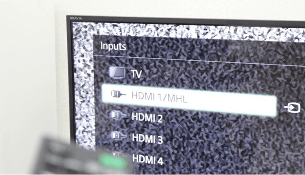 ket noi HDMI voi tivi