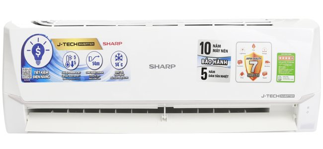 dieu hoa Sharp Inverter 2 HP AH-X18VEW