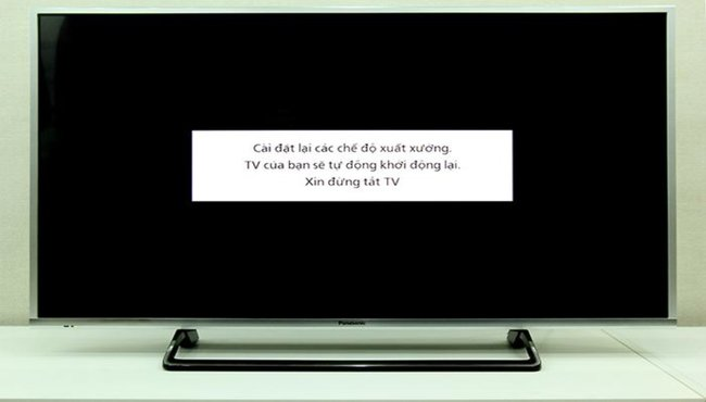 huong dan reset tivi panasonic