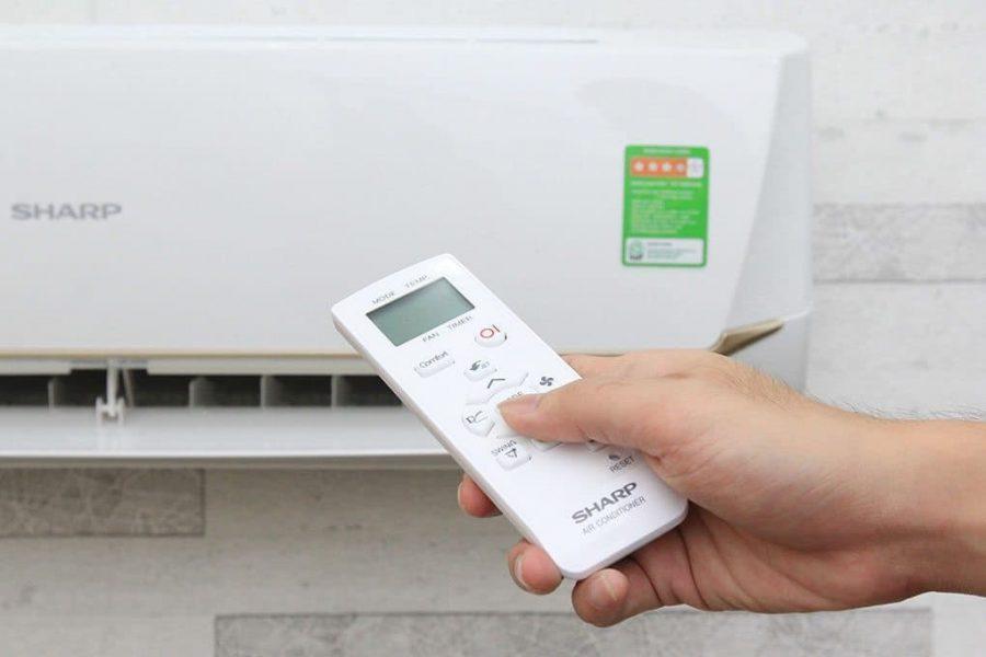 Máy lạnh Sharp dòng J-Tech Inverter